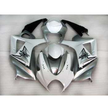 Wotefusi ABS Injection Molding Bodywork Fairing For Suzuki GSX R 1000 K7 07 08 (SI)