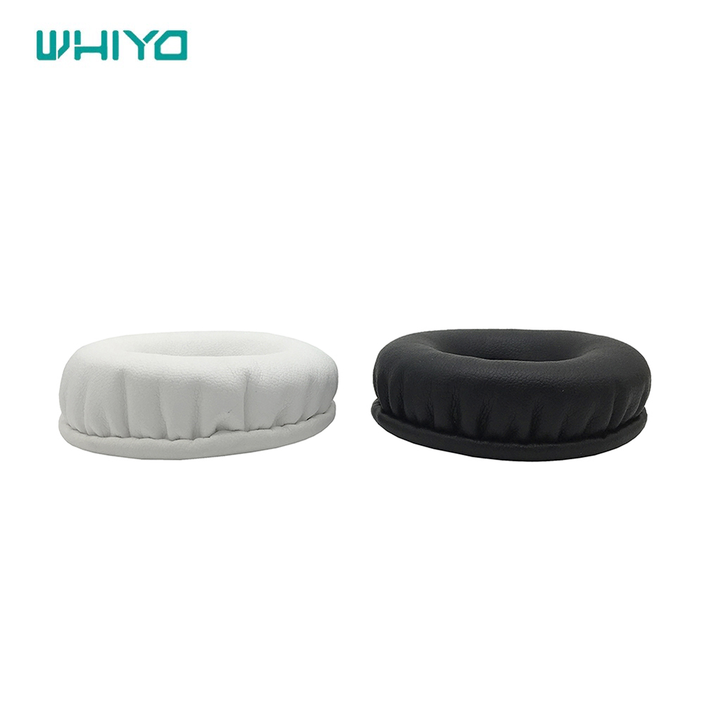 Whiyo Ear Pads Cushion Cover Earpads Replacement For Creative Sound Blaster Jam Headset Headphones
