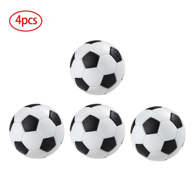 4 шт. пластиковый настольный футбол с традиционным рисунком процесс инкапсуляции никогда не затихает Крытая игра детская игрушка