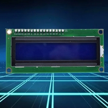 67JA 8 Pieces IIC/ I2C/ TWI LCD Serial Interface Adapter and LCD Module