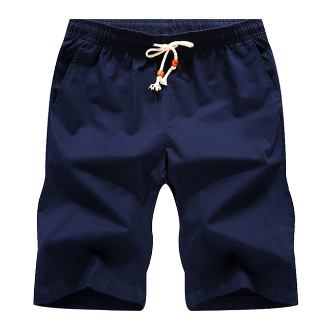 2020 New Shorts Men Hot Sale Casual Beach Shorts Homme Quality Bottoms Elastic Waist Fashion Brand Boardshorts Plus Size 5XL