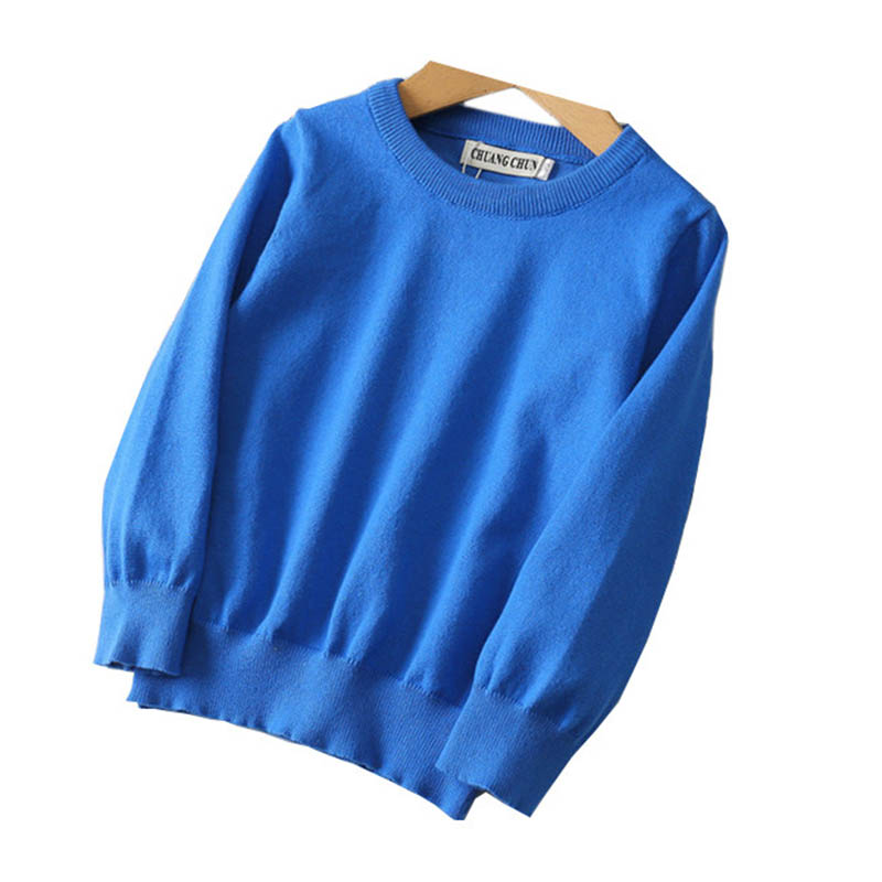 1 -6Yrs Baby Girls Sweater Autumn Winter Baby Boy Sweater Boys Girls Stripe Children Clothes Children Clothing 17
