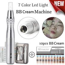 Korea Skin Care Kit BB Serum Glow Nano Microneedling BB treatment Machine Pen CC Cream Glow Meso Brightening Foundation liquid