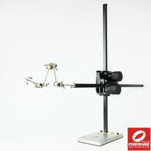 Atualizado PTR 400 sistema de plataforma linear vertical e horizontal de 40cm trilho para vídeo de animação de movimento de parada