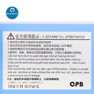 Image 5 - CPB LCD ekran ayırıcı açılış seti makinesi iPhone tamir için ekran onarım kiti için Samsung onarım telefon ekran açılış araçları