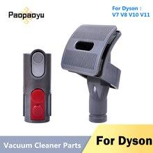 Brosse de fixation pour animaux de compagnie Dyson V6 V7 V8 V10 V11 DC24 DC25 DC35 DC41 DC62 DC65, outil de toilettage pour aspirateur
