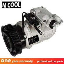 10PA17C AC Compressor KIA Sportage For Hyundai Tucson 2.0 2004-2010 977012D600 977012E500 1605022900 977012E551 OK2KB61450