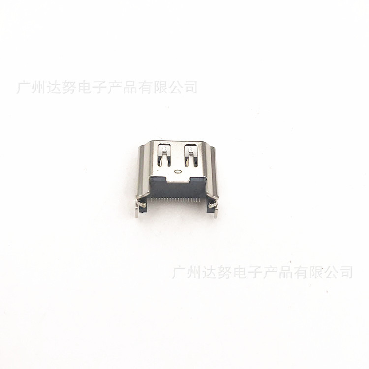 NEW 10pcs/lot For Playstation 4 <font><b>PS4</b></font> HDMI 2.0 Port Socket Interface <font><b>Connector</b></font> Replacement image