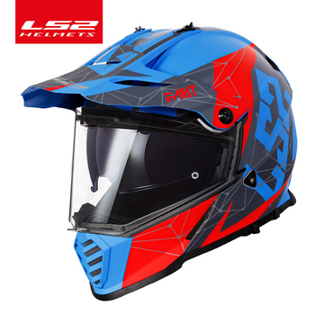 Шлем LS2 PIONEER EVO, mx436 5
