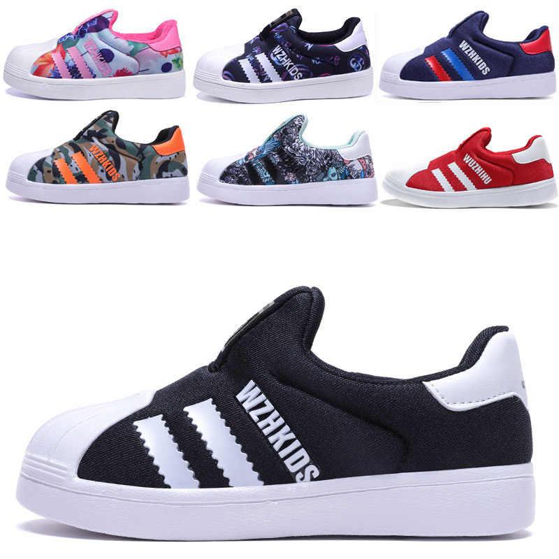 รองเท้าเด็กสำหรับสาวรองเท้าผ้าใบสาวกีฬารองเท้าวิ่งเด็กรองเท้า Chaussure Enfant Boys แฟชั่น 2019 ฤดูใบไม้ร่วงฤดูใบไม้ร่วงรองเท้าเด็ก