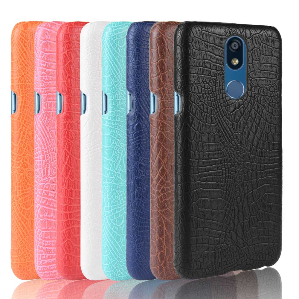 SUBIN new Case For LG K40 / K12 plus K12+ luxury PU Leather Back Cover Protective PhoneCase for lg k 40 <font><b>k12plus</b></font> image