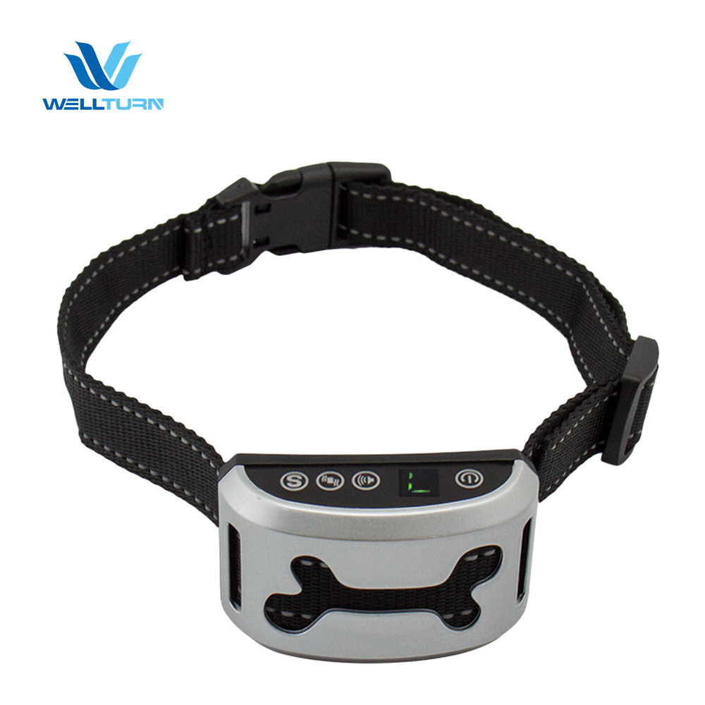 Non-Electric Shock Zhi Fei Qi Pet Collar Vibration-Dog Training Neck Ring 772B