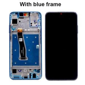 Image 4 - オリジナル名誉 10 liteディスプレイhuawei社の名誉 10 私はディスプレイのタッチスクリーンフレームHRY LX2 HRY AL00 HRY LX1 10 ポイント