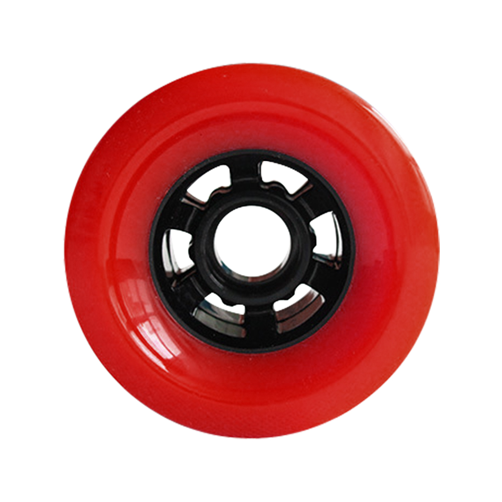 Высокая скорость практичный электрический скейтборд колеса профессиональный спорт на открытом воздухе ПУ раздвижные твердость