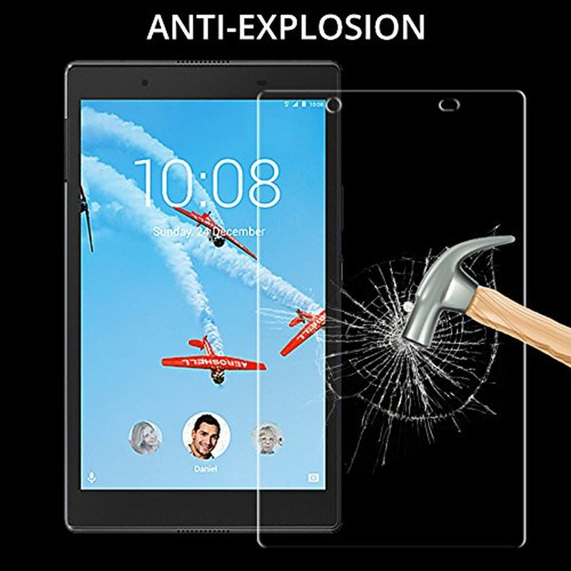 Explosion-proof Tempered Glass Screen Protector For Lenovo Tab 4 8 TB-8504F TB 8504F 8504N 8504N Tab4 8inch 8504 Protective Film