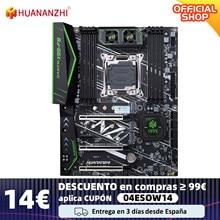 HUANANZHI — Carte mère X99 F8, Intel Xeon E5, LGA2011-3, USB 3.0, NVME, ATX, mémoire DDR4 RECC, non ECC, pour station de travail et serveur