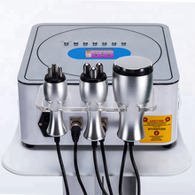 3 in 1 Portable 40K Cavitation Fat Burning Slim Machine Photon Body Face Lifting Device