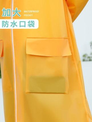 Long Transparent Raincoat Electric Motorcycle Raincoat Adult Long Coat Women Thickening Increase Rain Poncho Coat Hiking Gift 4