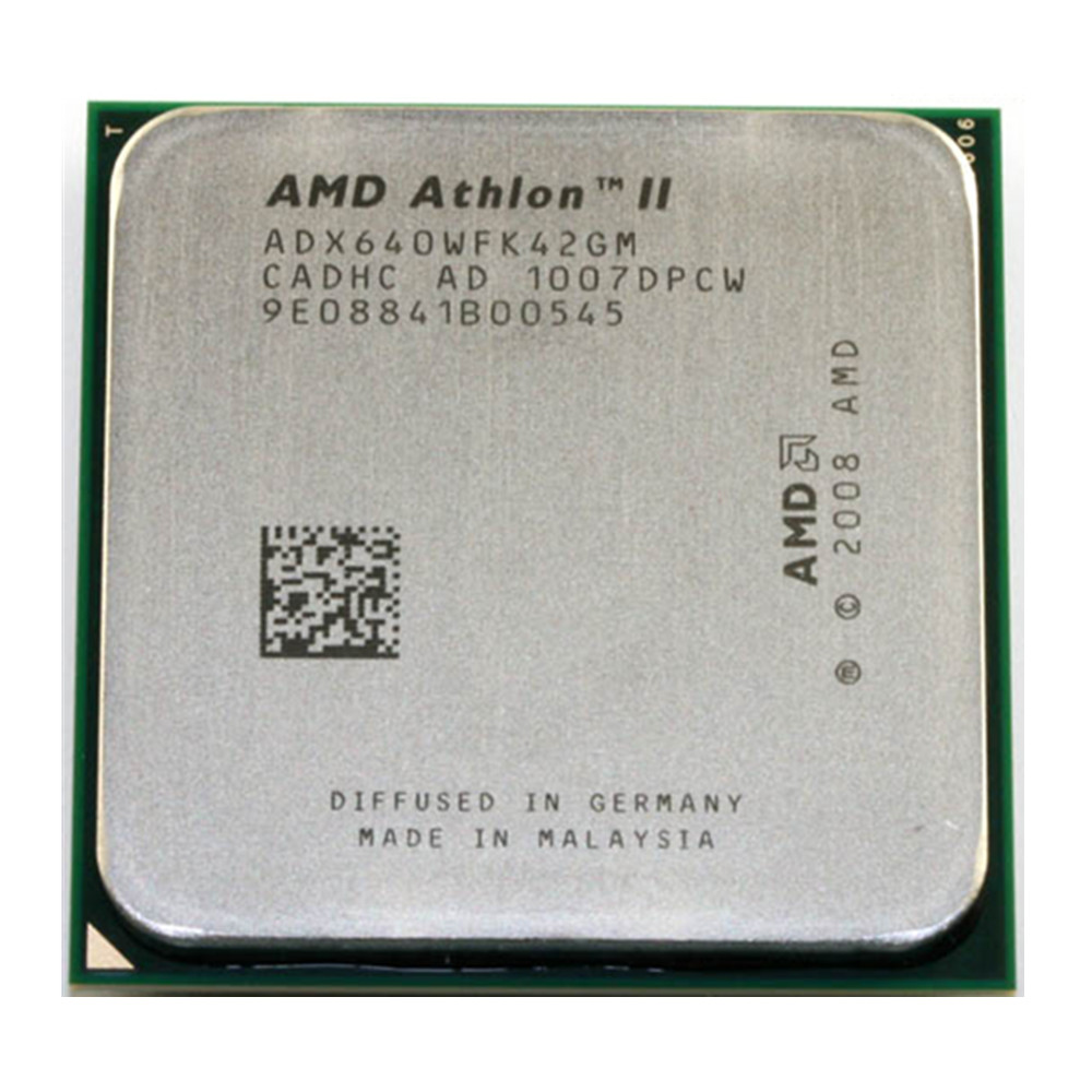 Процессор AMD Athlon II X4 640