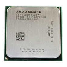 Процессор AMD Athlon II X4 640