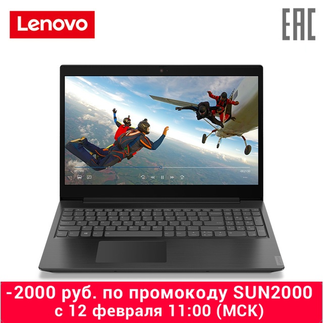 Laptop Lenovo IdeaPad L340-15API 15.6 \FHD/Ryzen 3 3200U/4 GB/500/noODD/ wiFi/BT/Win10/Granite Black [81LW005BRU]