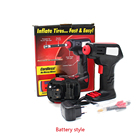 Tyre Inflator Cordle...