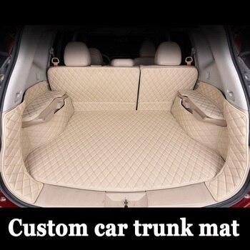 Изготовленные на заказ автомобильные коврики для багажника Mercedes Benz X156 GLA class 45 AMG 180 200 220 250 сверхмощные ковры автомобильный Стайлинг чехол дл...