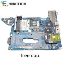 NOKOTION 590329 001 NAL70 LA 4107P MAIN BOARD Voor HP Compaq CQ41 Laptop moederbord HM55 DDR3 HD 4350 GPU gratis cpu