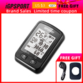 IGPSPORT iGS20E GPS-habilitado bicicleta ordenador velocímetro Garmin 200 520 Briton 310 330 iGS50E