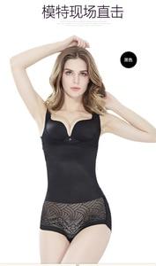 Image 2 - הרזיה סקסי גוף Shaper הרם באט מחוך נשים עיצוב גוף Shapewear התחת פתוח