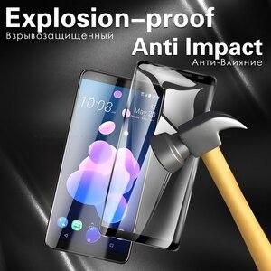 Image 4 - Copertura completa di Vetro Temperato Per HTC Desire 19 12 12s U20 U19e U12 U11 Più U Ultra Giocare 10 evo Protezione Dello Schermo Pellicola Protettiva