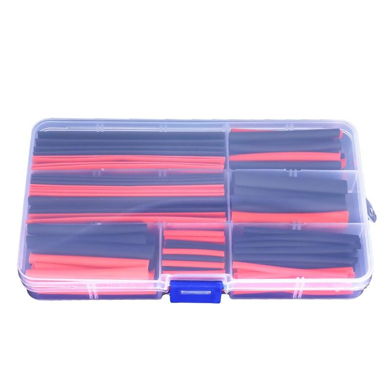 Купить термоусадочные трубки для упаковки изоляции полиолефиновые 2:1