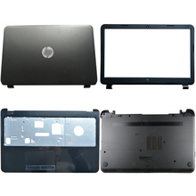NEW For HP 15-G 15-R 15-T 15-H 15-Z 250 G3 255 G3 761695-001 749641-001 Laptop LCD Back Cover/ Front Bezel/Palmrest/Bottom Cover controller for 582934 001 aw592a p2000 g3 sas