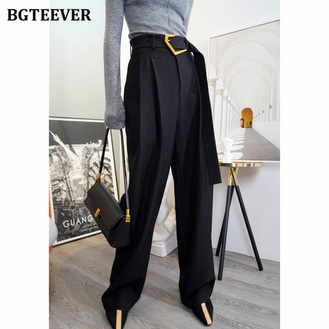 Fashion Wide Leg Pants 1