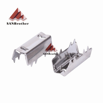 3d printer open belt clip open-end timing s openbuilds clamp crimp style