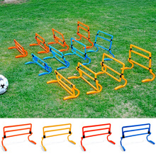 Foldable Detachable Teenager Football Training Obstacle Frame Adjustable Height Sensitive Speed  Tool