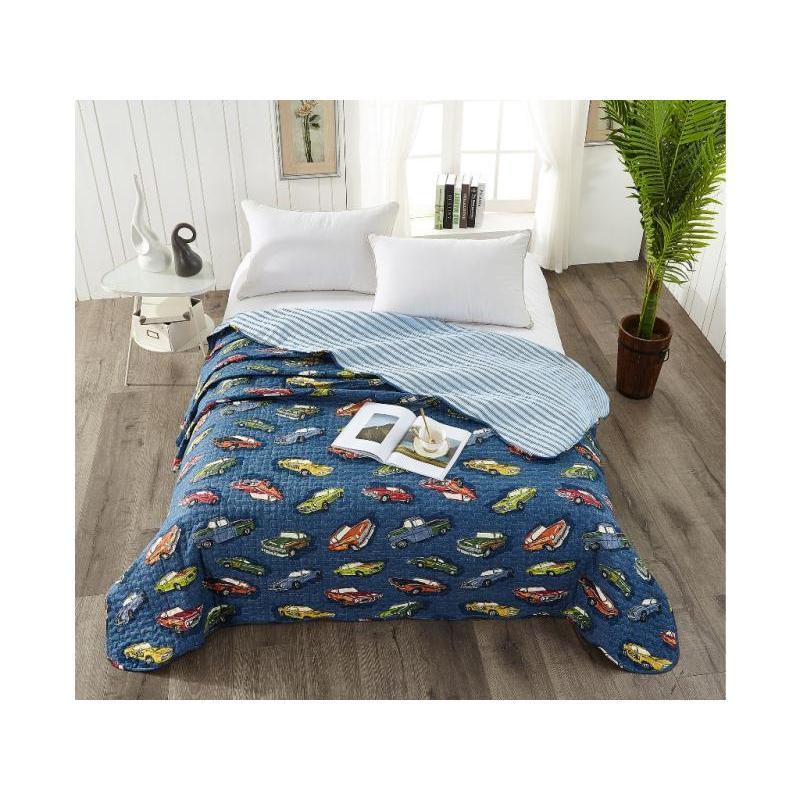 Фото - Bedspread double tango, Patchwork, 2023-13, 200*230 cm покрывало двуспальное tango patchwork 2023 10 200 230 см