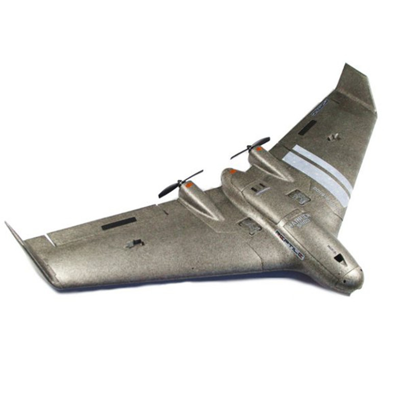Reptile Harrier S1100 Gray 1100mm Wingspan EPP FPV Flying Wing RC Airplane Kit / PNP With Gyro
