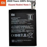 BN45 telefonu pil için Xiaomi Mi note2 Redmi not 5 Note5 orijinal cep telefonu pilleri|Cep Telefonu Bataryaları|   -