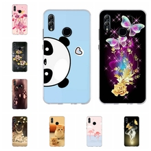 For Huawei Honor 6A 8X Case Soft TPU Silicone For Huawei Honor 9 Lite Cover Panda Patterned For Huawei Honor 10 10 Lite Bumper for huawei honor 6a 8x case soft tpu silicone for huawei honor 9 lite cover panda patterned for huawei honor 10 10 lite bumper