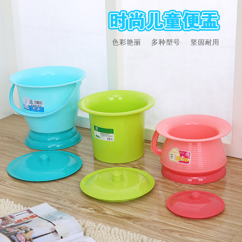 Easy To Young CHILDREN'S Pedestal Pan Baby Girls BOY'S Portable Urinal BABY'S Toilet Car Mounted Bedpan Shit Basin