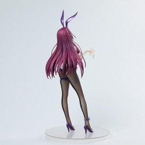 Image 4 - Anime destin/Grand ordre Scathach Lancer Alter Sashi Ugatsu doux lapin fille Sexy filles PVC figurine jouets modèle à collectionner