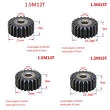 Pinion Gear Tooth -Steel Mod 1.5 Metal 45 Spur 1pcs 12T-27T
