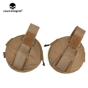 Image 4 - Emersongear Tactical Shoulder Armor Pad Shoulder Protector Armor Pouch For AVS CPC Vest Accessories 2pcs Army Military Gear