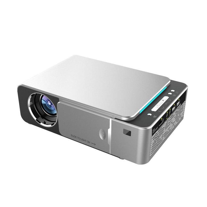VIVICINE Neueste V200 1280X720P LED HD Projektor, Optional Android 7,1 Bluetooth, unterstützung 4K Wifi HDMI USB LCD Heimkino Beamer