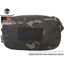 emersongear Emerson Utility Modular Tactical Pouch EDC Tool Pouch Airsoft Hunting Gear Waist Bag Multi-purpose Molle Pouch emerson tactical combat chest recon kit bag emersongear military multi purpose utility accessories concealed carry pouch
