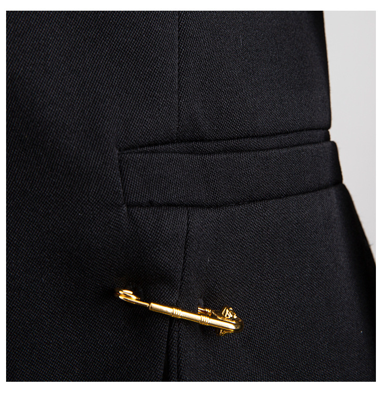 Hb9b780726cc34603a953447aa0346e40R [EAM] Loose Fit Black Hollow Out Pin Spliced Jacket New Lapel Long Sleeve Women Coat Fashion Tide Autumn Winter 2019 JZ500