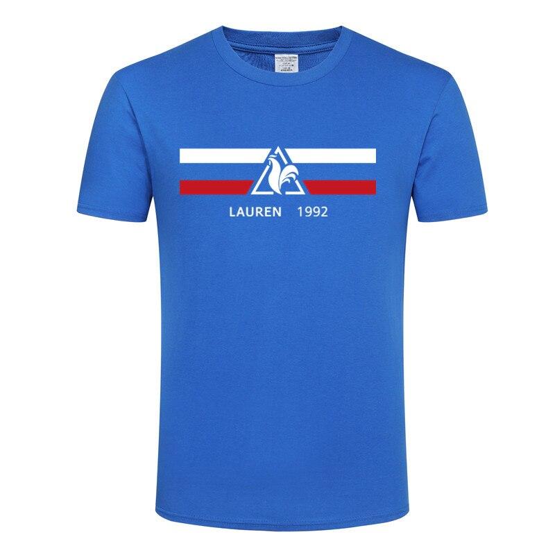 Новая модная, дышащая, свободная и удобная одежда, Высококачественная Мужская хлопковая футболка с коротким рукавом для весны и лета