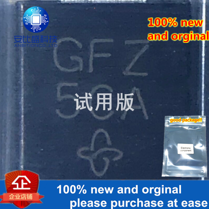 30pcs 100% New And Orginal SMCJ51CA 51V Two-way TVS Protection Tube DO214AB Silk Screen GFZ In Stock