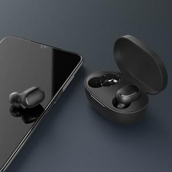 Hot Xiaomi Redmi Airdots 2 TWS Wireless Earphone Bluetooth AI Control Gaming Headset With Mic Original Xiaomi Airdots S Earbuds 4